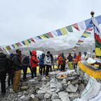 At least 17 Everest climbers have tested positive for the coronavirus, but Nepal refuses to say there's an outbreak