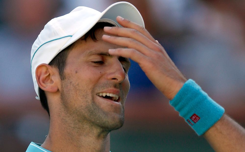 Novak Djokovic has also pulled out of the Miami Open