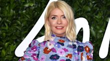 Holly Willoughby returns to 'This Morning' in covetable Ghost mini dress