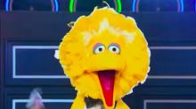 Elmo – and Cookie Monster on the Turntables – Join Big Bird on 'Lip Sync Battle' (Video)