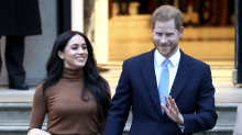 Unanswered questions after Queen's statement on Meghan and Harry's decision to step down