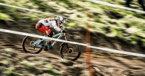 VTT - CM DH - La coupe du monde UCI de descente de Lourdes à suivre en direct vidéo (femmes)