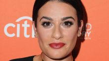 Lea Michele Documented Her First Cupping Experience
