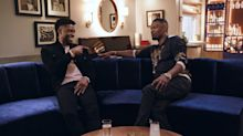 Chadwick Boseman and Jamie Foxx doing classic movie lines in 'Wakandan' accents will make your day