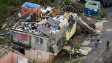 Insurers are falling as estimates of losses in Puerto Rico from Maria rise