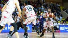 Basket - Jeep Elite - Jeep Élite: première victoire pour Monaco, large vainqueur de Roanne