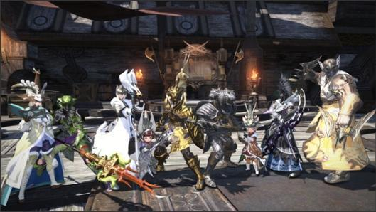 Final Fantasy XIV updates PvP in patch 2.25