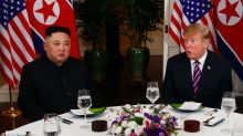 'Sometimes you walk away': Donald Trump talks with Kim Jong-un end in failure