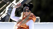 Lindsey Vonn calls out body shamers with powerful message
