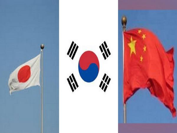 in.news.yahoo.com: Japan, China and S Korea summit under a cloud over court order on 'forced labour during World War 2'