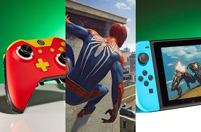 The best gifts for console gamers