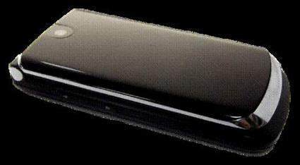 LG's U830: the Chocolate flip phone?