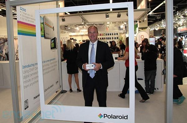 The Engadget Interview: Polaroid CEO Scott Hardy (video)