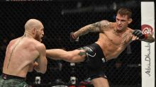 Reports: Dustin Poirier signs agreement for third bout with Conor McGregor in July