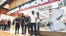 NBA rift with China may impact Under Armour's growth plans