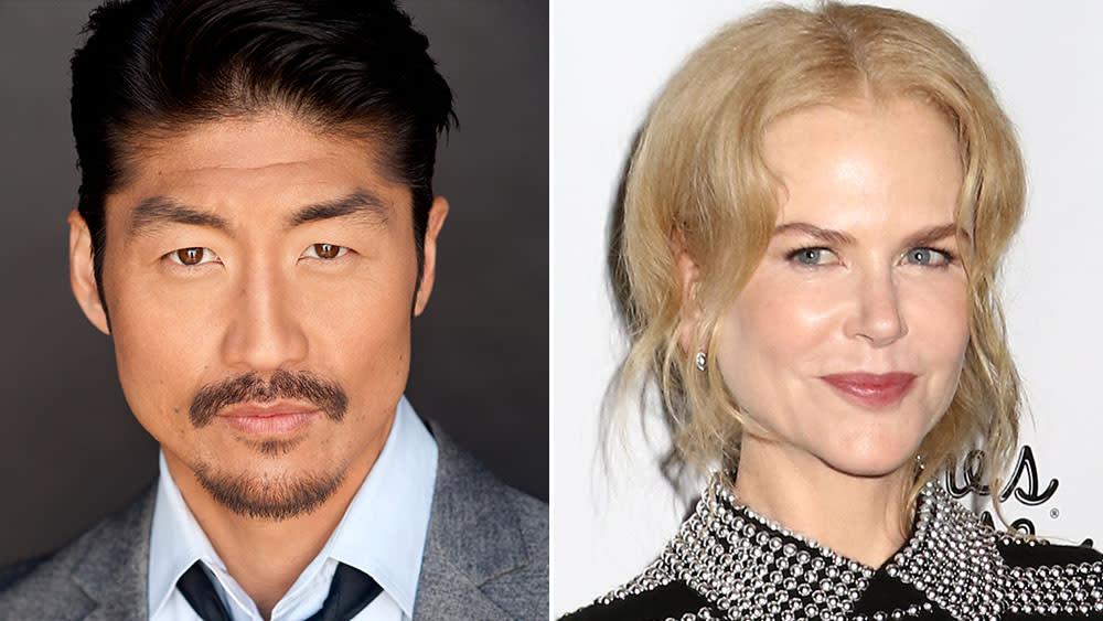 'Expats': Brian Tee Cast in Amazon Drama Starring Nicole Kidman