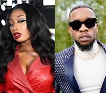 Megan Thee Stallion shooting: Tory Lanez charged with assaulting rapper with gun
