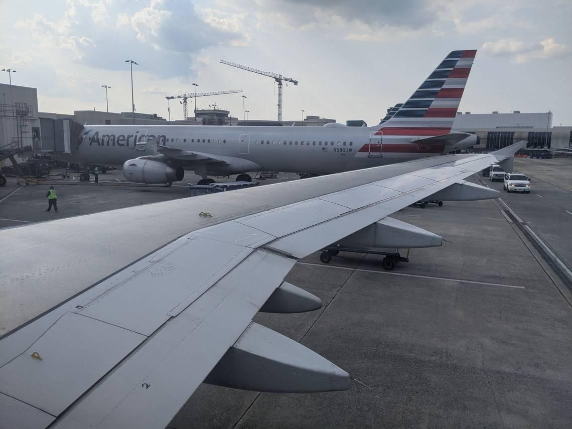 American Airlines delays NC flight to Bahamas when �disruptive� passengers refuse masks