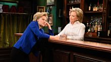 'Saturday Night Live' #TBT: Val the Bartender Meets Hillary Clinton