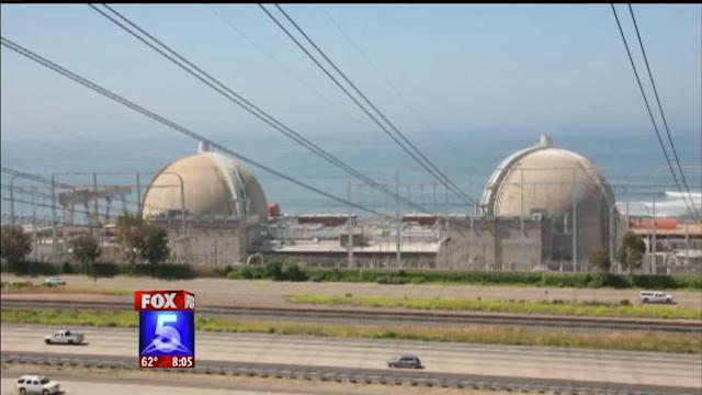 San Onofre nuclear power plant to shut down
