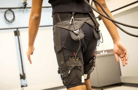 Harvard researchers make better, smarter walking aids