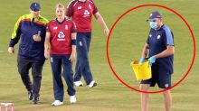 'What on earth': Cricket world stunned by inexplicable moment