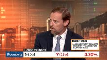 Axa's Tinker Says No One Is Expecting 2017 Performance