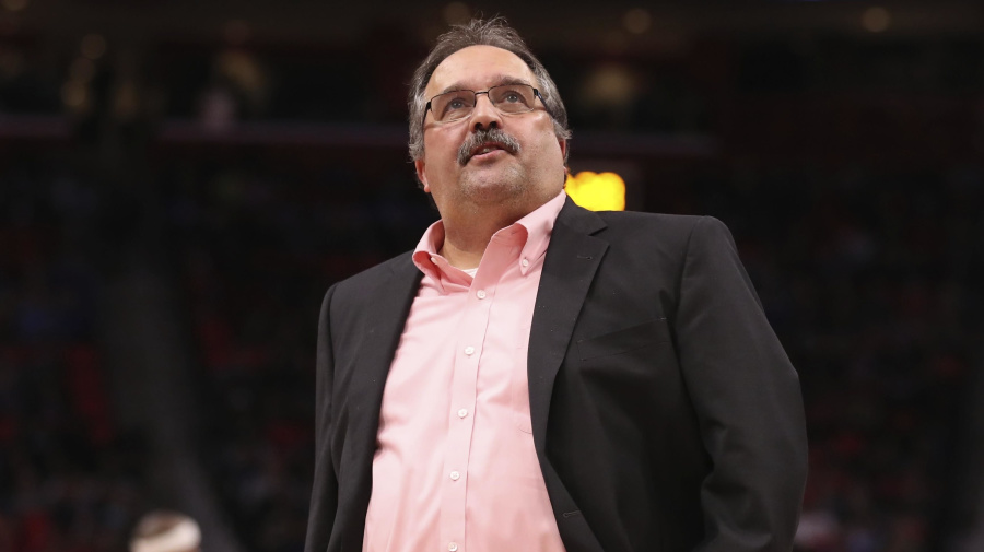 Reports: Stan Van Gundy to be Zion's next coach