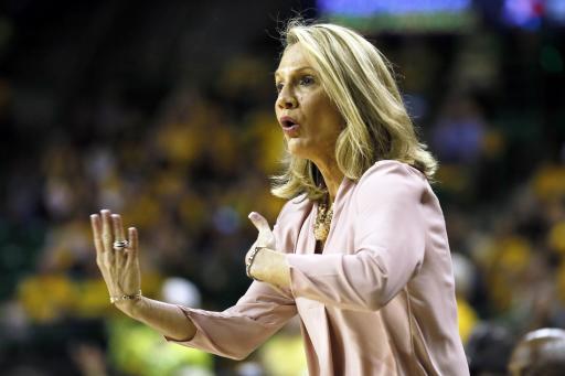 Texas women's basketball coach Karen Aston dismissed