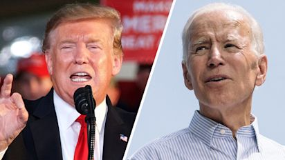 Trump's dig at Biden over Pa. draws sharp response