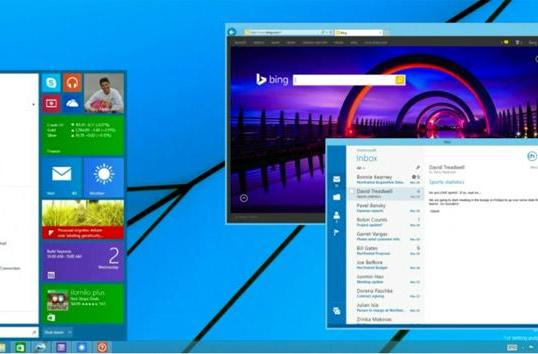 Watch new Windows 9 features in action with these leaked videos
