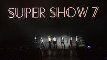 Super Junior draws 7,500 to Super Show 7 in Singapore