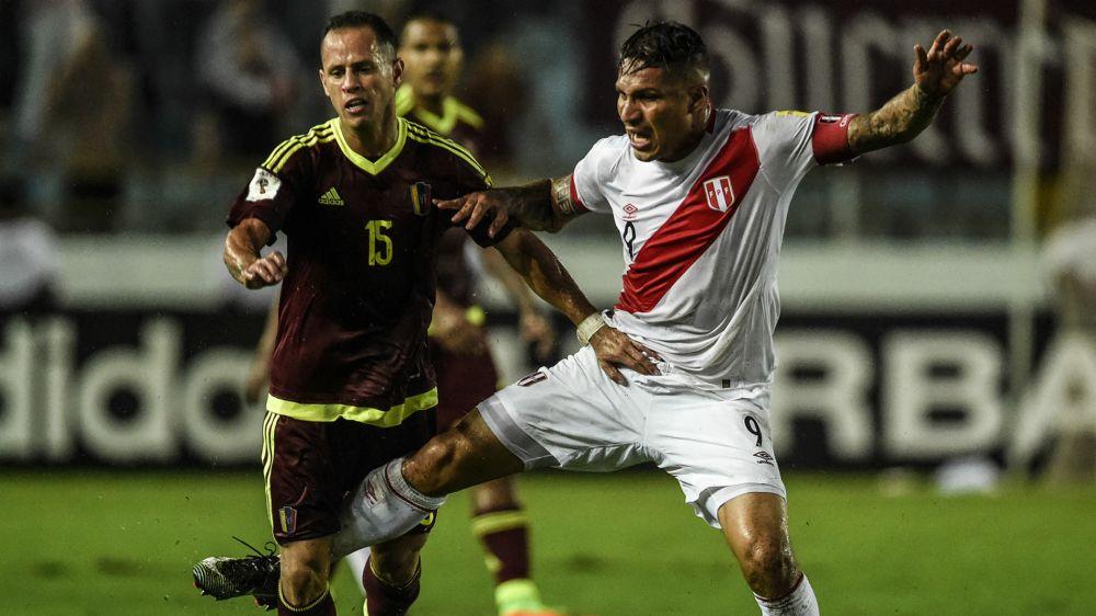 A Perú no le alcanzó e igualó 2-2 ante Venezuela