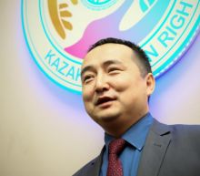 Kazakhstan court frees anti-Beijing activist