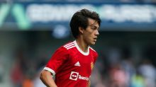Facundo Pellistri: Manchester United winger returns to Alaves on loan