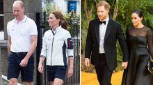 Charity-Arbeit der Herzogenpaare: Die Cambridges und Sussexes gehen ab jetzt getrennte Wege