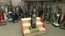 More than 100 vacuums put to the test