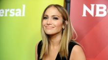 Jennifer Lopez and Alex Rodriguez Get Matchy Matchy for Baseball Cuddle Time