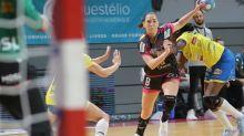 Hand - D1 (F) - Brest perd Monika Kobylinska sur blessure