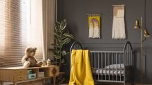 Could the colour of your baby's nursery impact their future?