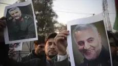Stocks tumble as U.S. strike kills Iranian General