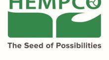 Hempco Enters into $5 Million Convertible Debenture Agreement with Aurora Cannabis Inc.