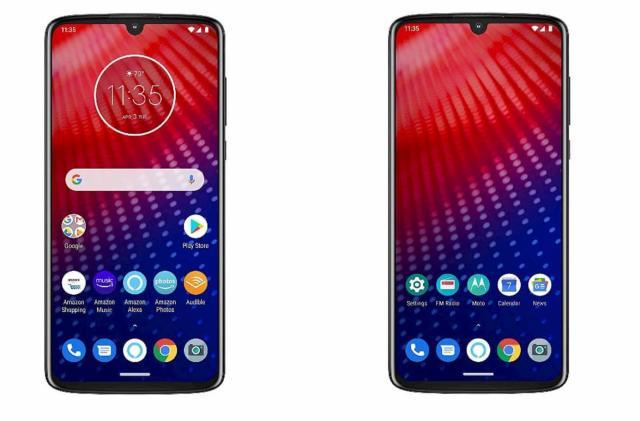 Someone already bought Motorola's unannounced Z4