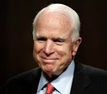 John McCain diagnosed with brain cancer as Trump and Obama lead outpouring of support for US senator