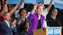 Elizabeth Warren Calls on Trump to Pay $1 Million After Releasing DNA Test