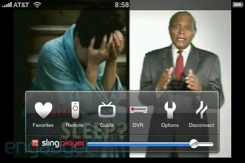 SlingPlayer Mobile for iPhone coming shortly: $29.99, no 3G support