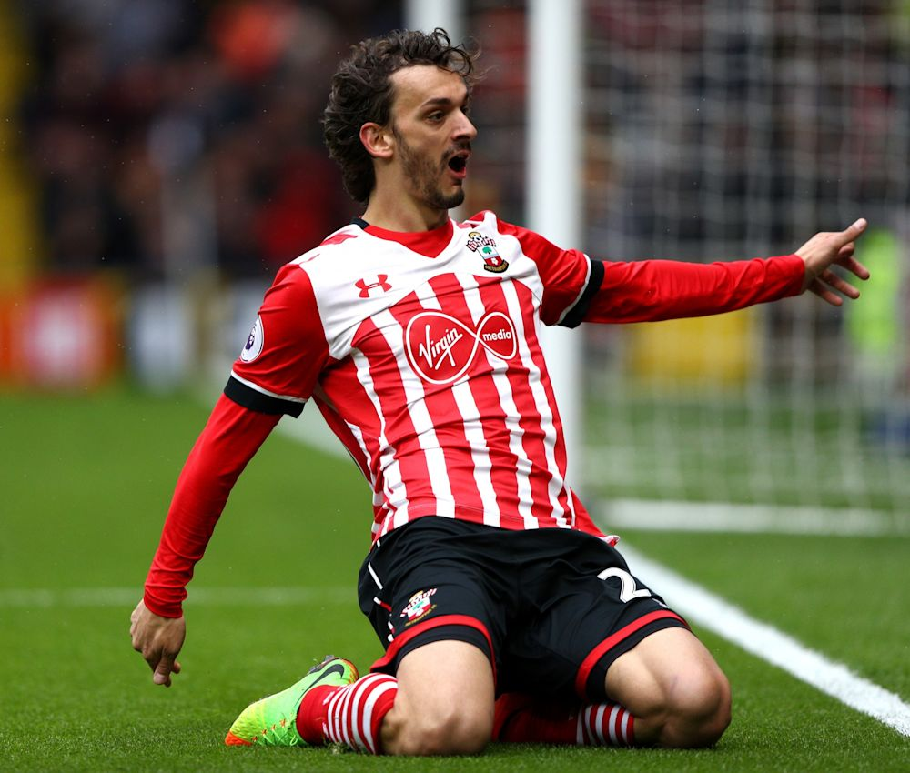 Manolo Gabbiadini has recovered from injury