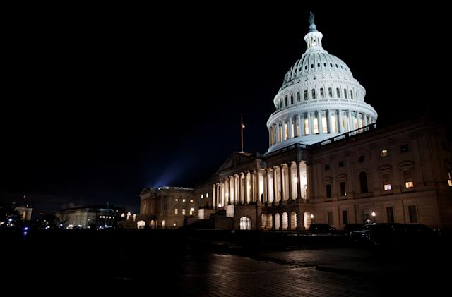 Congress approves COVID-19 spending bill with contentious copyright measures