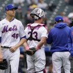 DeGrom to get MRI for side issue after Mets win 5th straight