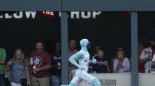 The Freeze went to the MLB All-Star Game and got owned